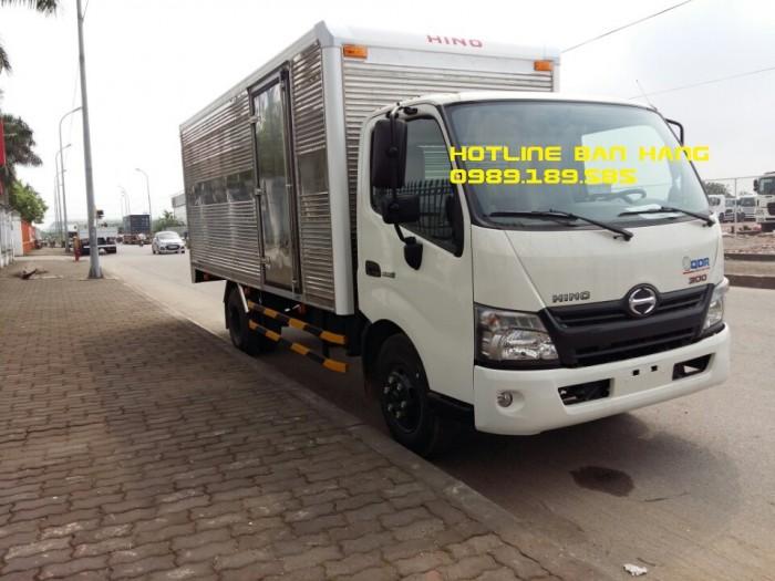 Bán xe tải Hino 300 Series uy tín, giá rẻ, chính hãng giao hàng ngay 1