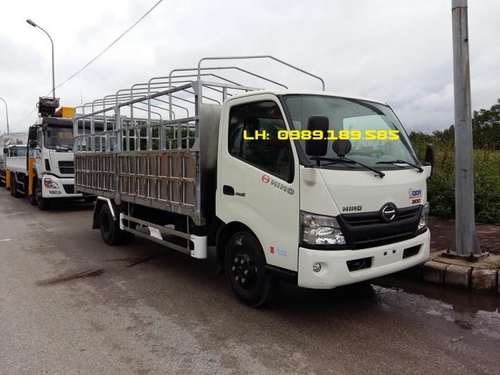 Bán xe tải Hino 300 Series uy tín, giá rẻ, chính hãng giao hàng ngay 2