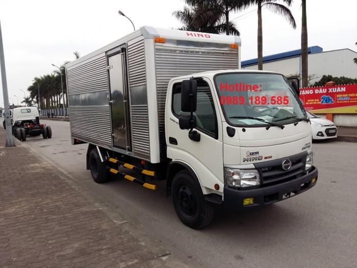 Bán xe tải Hino 300 Series uy tín, giá rẻ, chính hãng giao hàng ngay 3