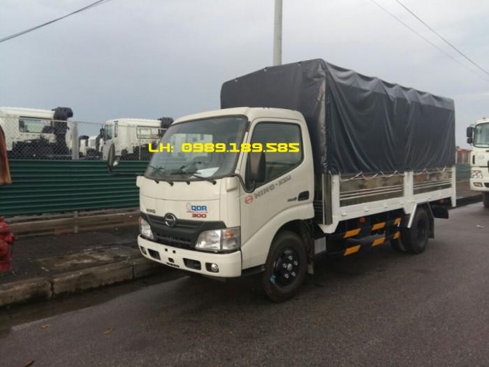 Bán xe tải Hino 300 Series uy tín, giá rẻ, chính hãng giao hàng ngay 4