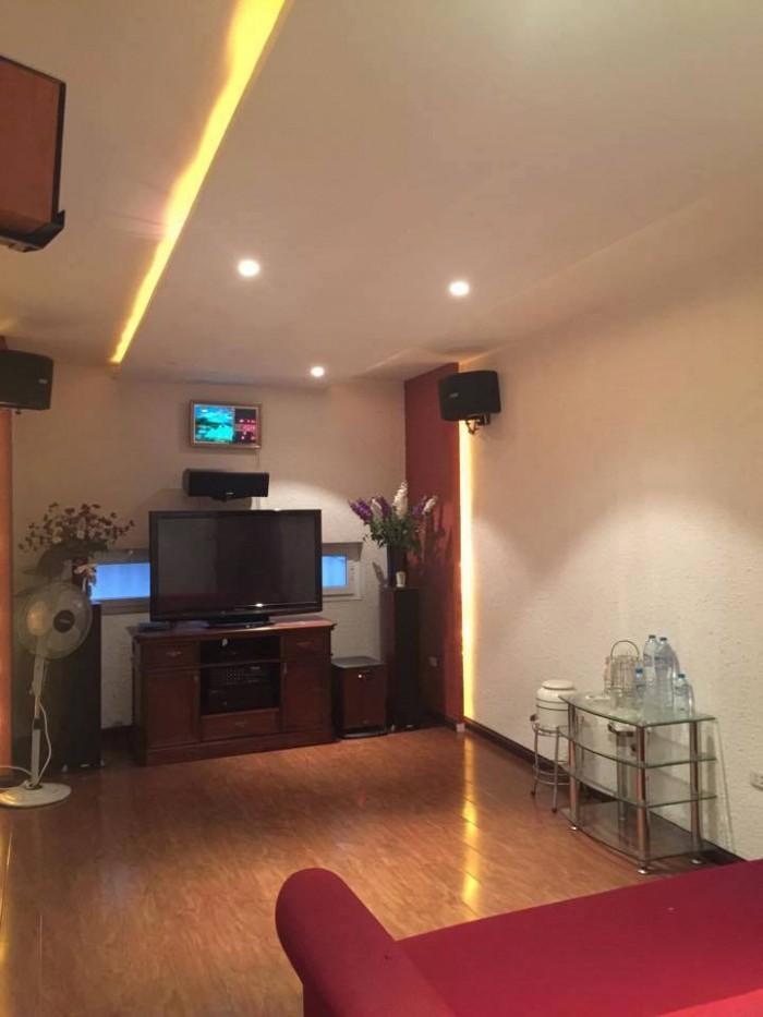 Cần bán gấp nhà mặt ngõ 41 Linh Lang, Ba Đình, nhà đẹp giá 11.5 tỷ