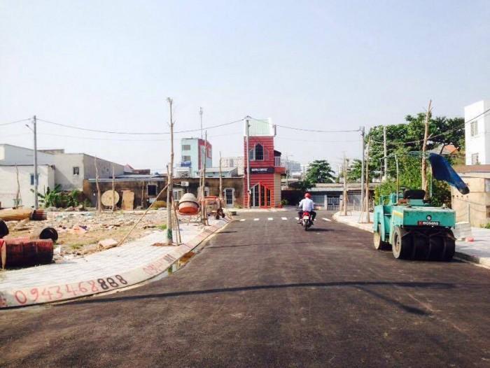 Chính chủ bán nhanh đất đường 7 Tô Ngọc Vân - Tam Bình giá rẻ.