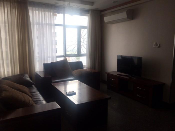 Cần cho thuê gấp căn hộ An Tiến_Gold House, 124m 3PN sửa thành 2PN.Giá chỉ 11triệu/tháng full