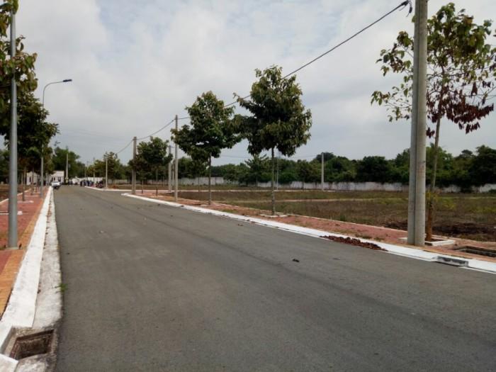 Nền đất 370m2 khu villa trung tâm hành chính TP