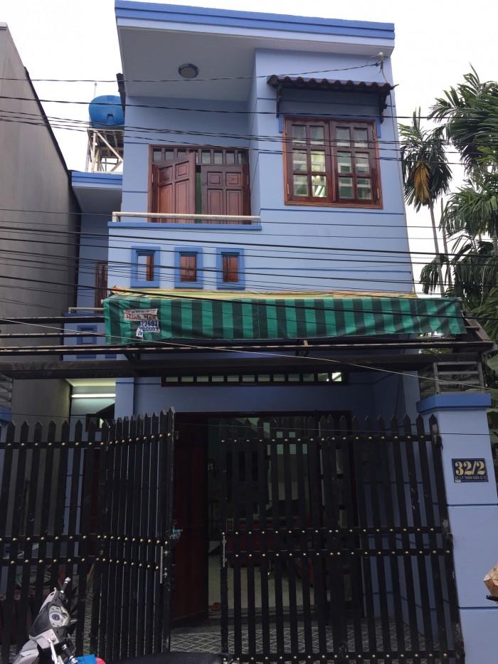 Bán Nhà Hẻm Đường TX38, phường Thạnh Xuân, quận 12, Hướng Đông Nam