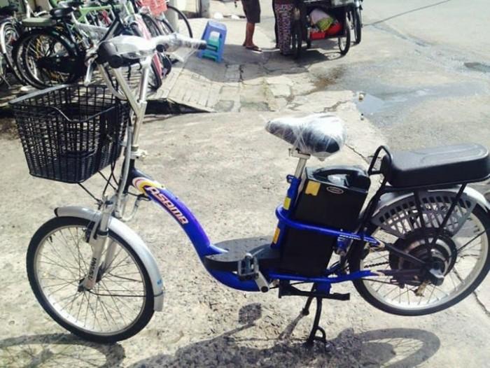 Xe đạp điện Asama A 48v. Hàng chính hãng