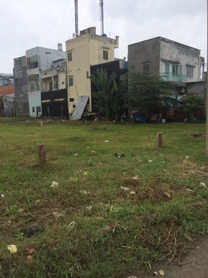 Đất nền KDC Gia Phú-Vĩnh Lộc B,Bình Chánh,gía 17tr/m2,SHR