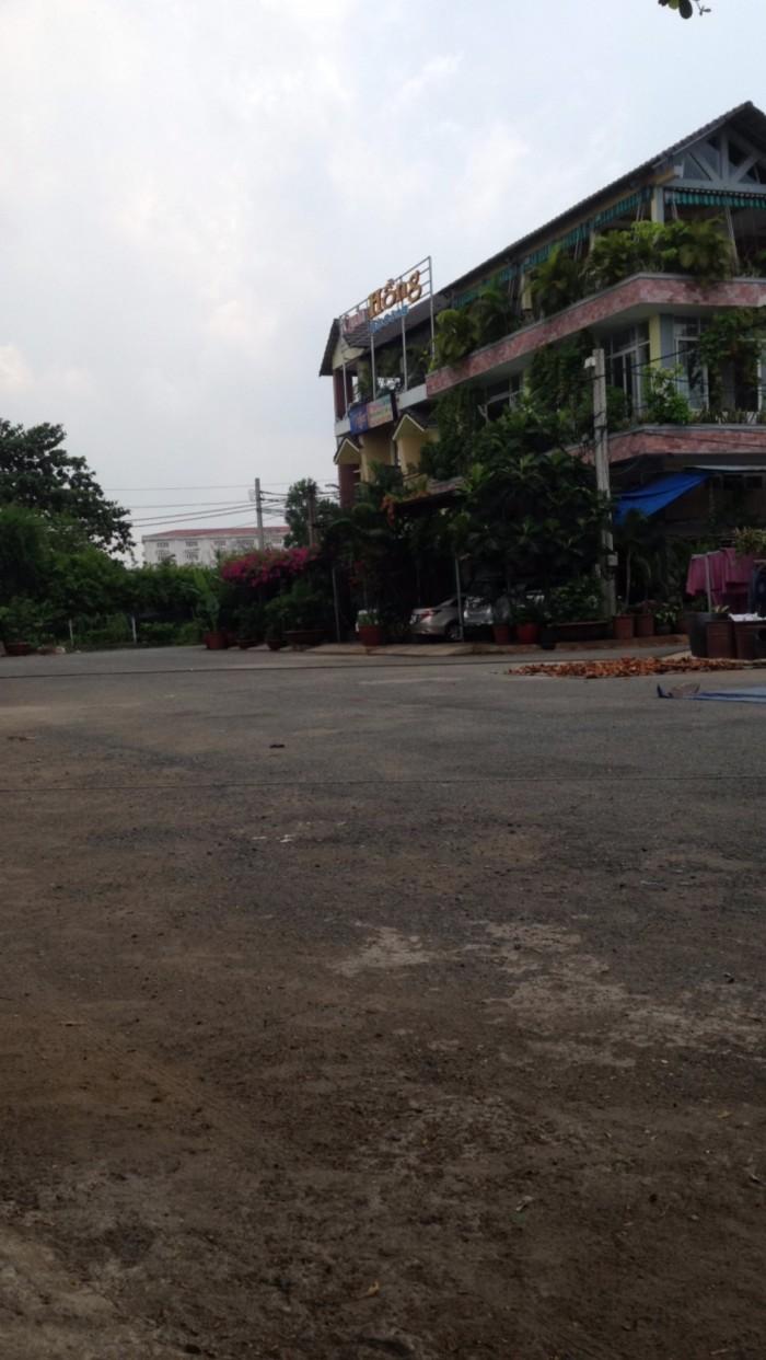 Nhà đất Biên Hòa Đồng Nai Cần Bán Lô Góc 2 mặt tiền ngay chợ, KCN