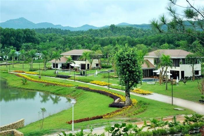 Bán đất xây biệt thự khu du lịch sinh thái Vân Trì Đông Anh 400m, 800m đến 1600m