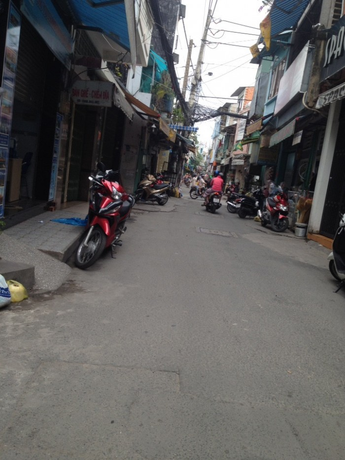 Bán Nhà MT Hẻm Kinh Doanh Trần Văn Hoàng, DT: 4.2mx19m, Nhà 1T3L