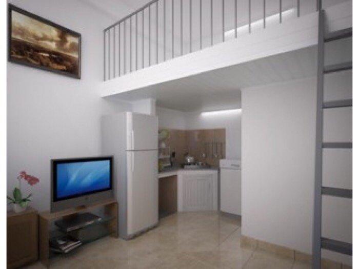 Nhà mới Hoc Mon DT 35m2 giá 198tr SHR,