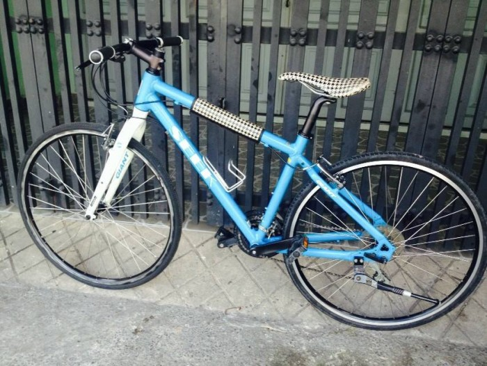Xe đạp Touring GIANT SEEK .Hàng nhập