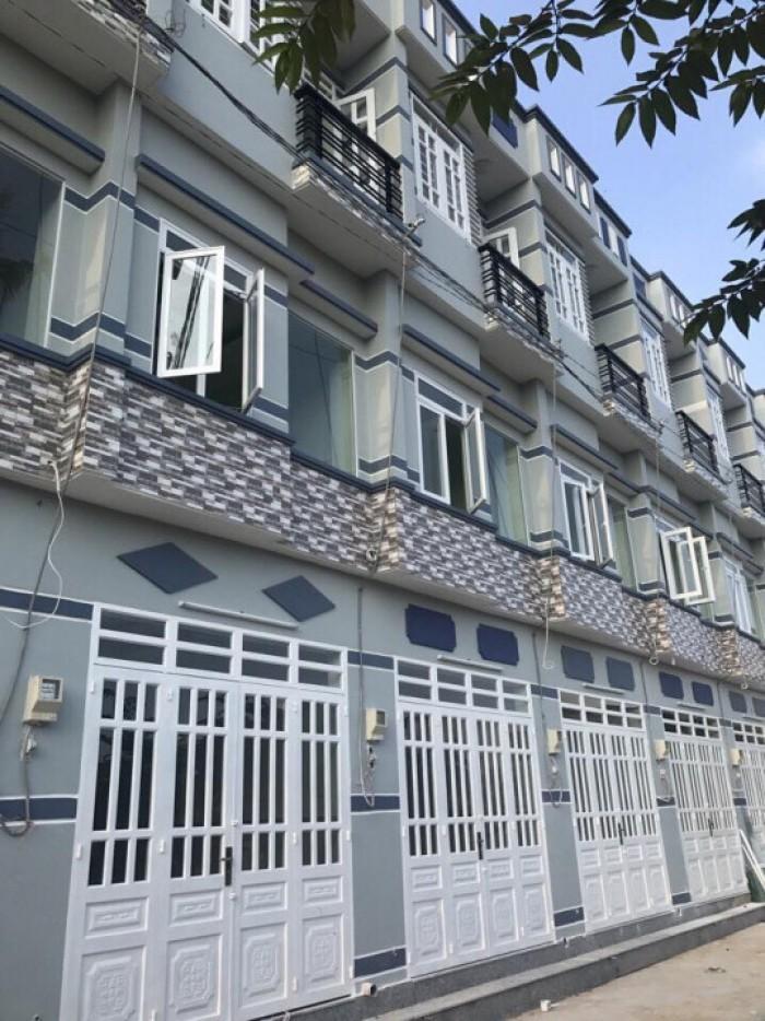 Cần bán nhà đường Phan văn hớn - Hóc Môn, (5*20m), giá:890tr/căn
