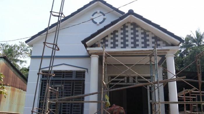 Nhà mặt tiền 35/7 Nguyễn Văn Bứa, 115m2 chính chủ sổ hồng riêng.