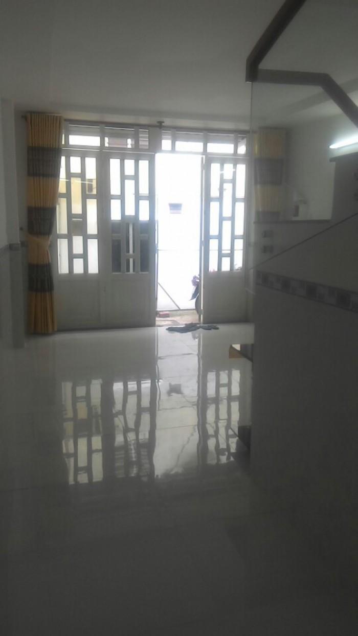 Bán nhà Hẻm Đường Tây Thạnh , Tân Phú . DT 4x9m2. 1,87 Tỉ