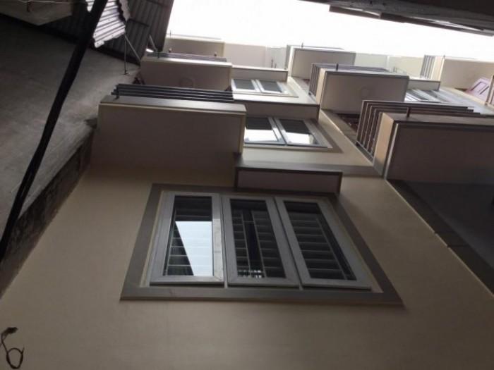 Nhà 1.45 tỷ hai mặt thoáng tổ 9 Mậu Lương, Kiến Hưng 4 tầng (36m2) đường trước nhà 3m