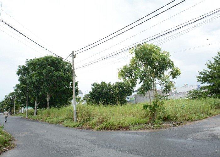 Đất nền Khu dân cư trung tâm thương mại Nam Châu Đốc