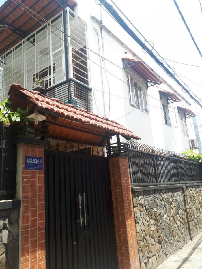 Bán Nhà Hẻm Đường Quang Trung, phường 11, quận Gò Vấp, Hướng Tây