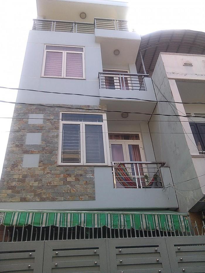 Nhà 2 Lầu 1 Trệt Giá 1 Tỷ 3, Mt Đường Nguyễn Văn Bứa, Hóc Môn, 100M2, Thổ Cư 100%, Shr