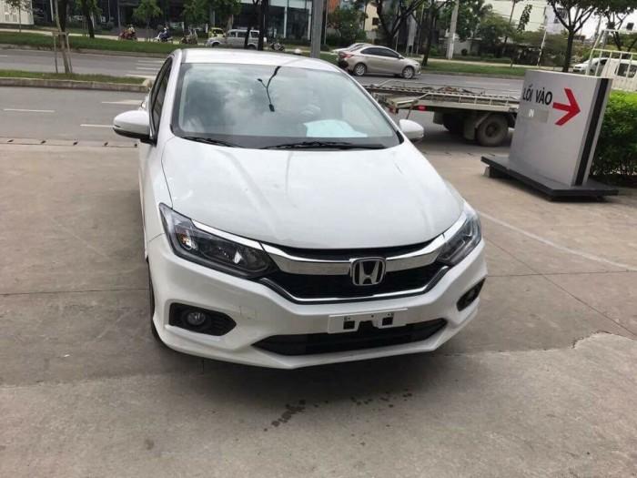 Honda new city 2017 tại Bình Dương