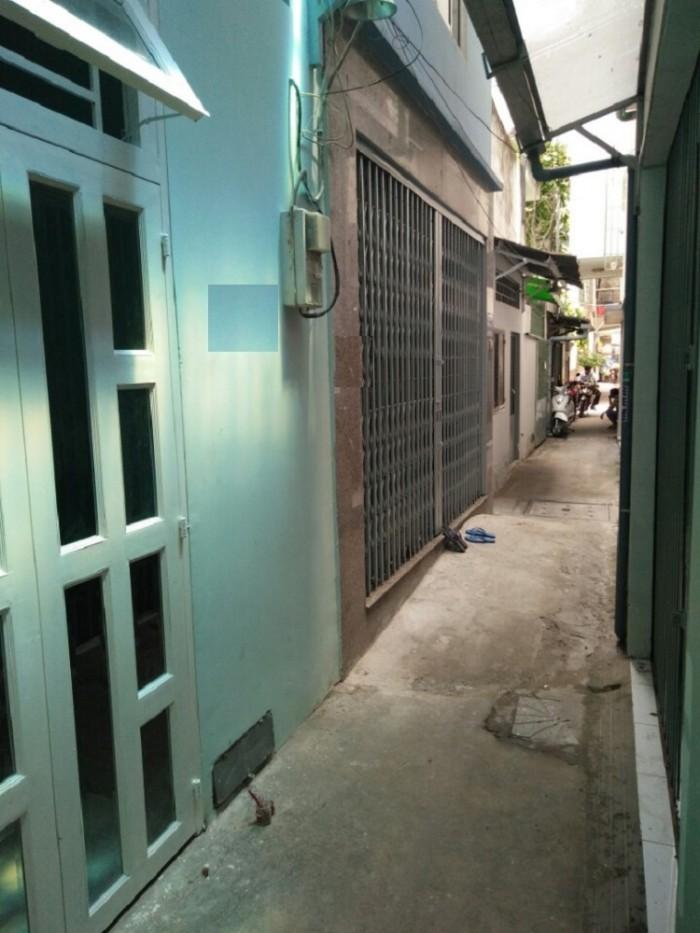 Bán nhà Thành Thái 4.1x10m 2 lầu Giá 3.15 tỷ