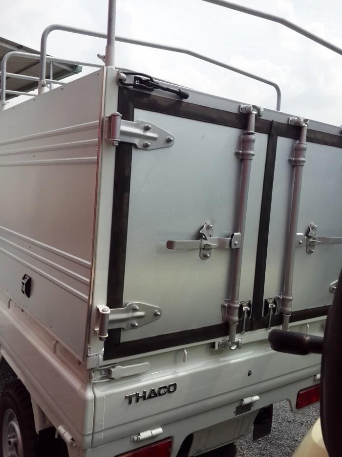 Bán Xe Tải Thaco Towner Máy SUZUKI 500kg 750kg 990kg Trả Góp Vũng Tàu 1