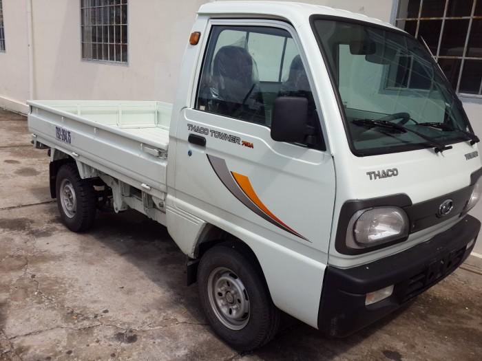 Bán Xe Tải Thaco Towner Máy SUZUKI 500kg 750kg 990kg Trả Góp Vũng Tàu 0