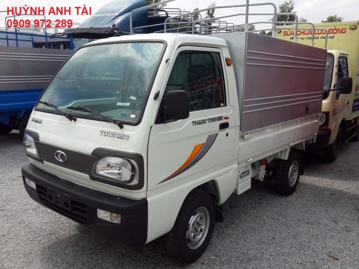 Bán Xe Tải Thaco Towner Máy SUZUKI 500kg 750kg 990kg Trả Góp Vũng Tàu 2