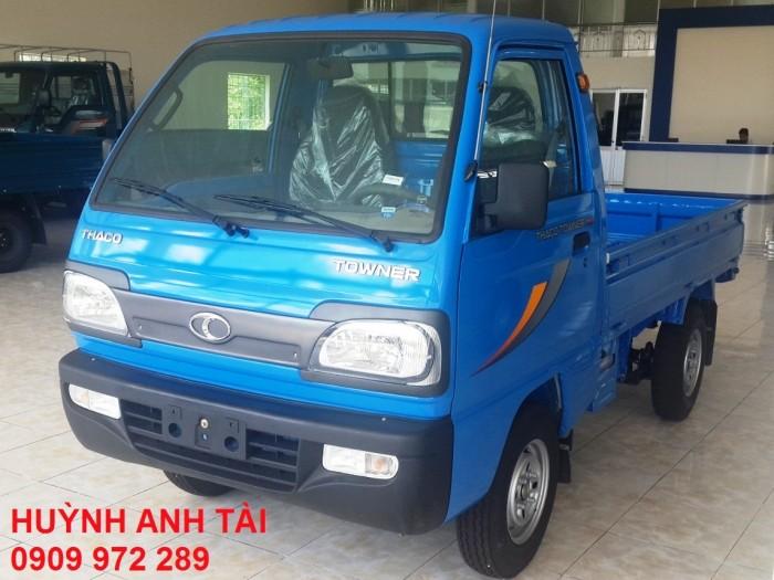 Bán Xe Tải Thaco Towner Máy SUZUKI 500kg 750kg 990kg Trả Góp Vũng Tàu 3