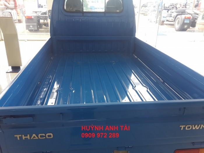 Bán Xe Tải Thaco Towner Máy SUZUKI 500kg 750kg 990kg Trả Góp Vũng Tàu 4