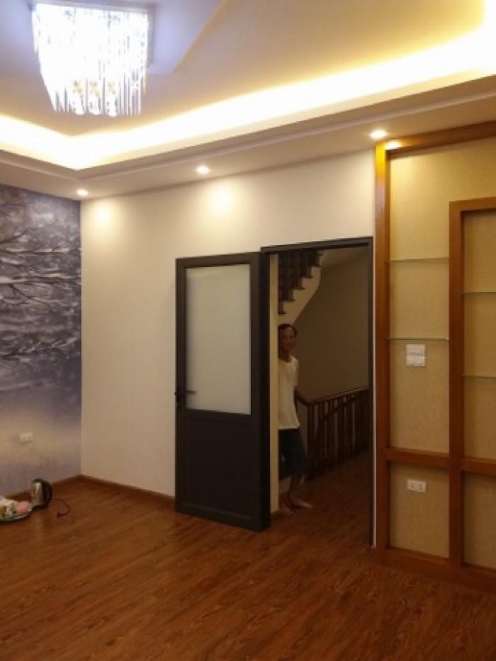 Phân Lô Định Công, Hoàng Mai 66m2x5T mới tinh, nội thất lung linh