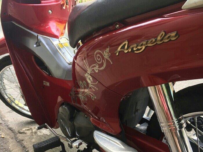 Bán gấp angela 2010 100cc mới tinh