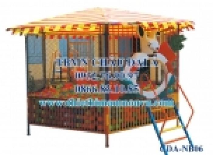 Nhà banh cho bé nhập khẩu