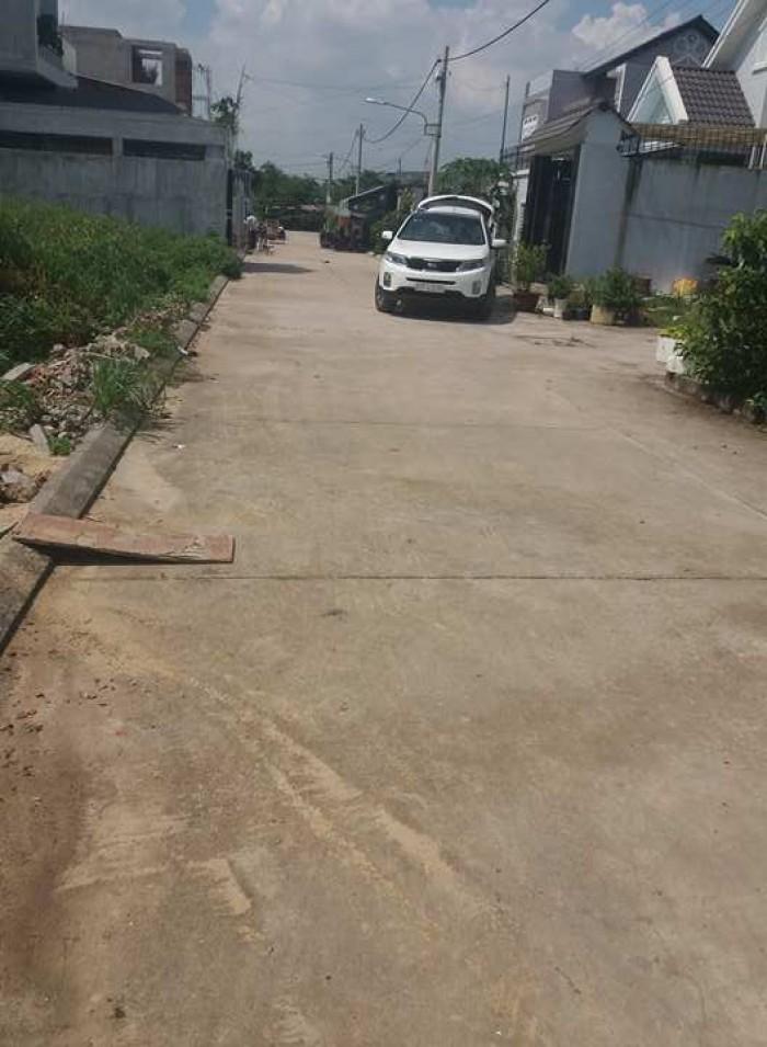 Đất thổ cư 1 sẹc Thạnh Xuân 33 hẻm xe tải ra Hà Huy Giáp, quận 12 chỉ 400m