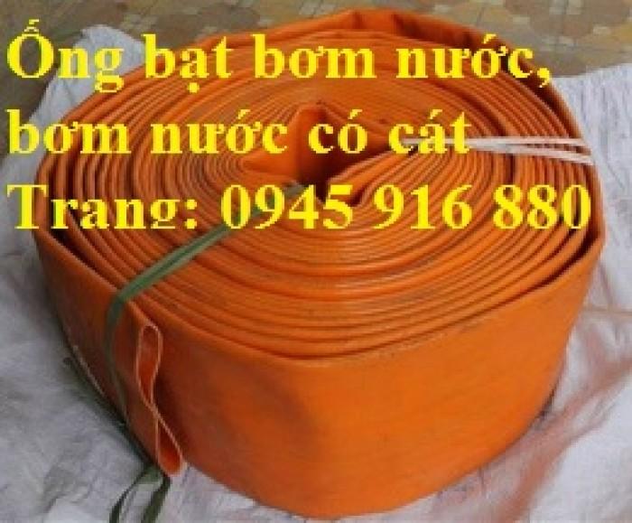 Ống Bạt PVC, Ống Bạt Cốt Dù, Ống Bơm Cát, Ống Bơm Nước, Hàng Mới 100%, Giá Tốt18