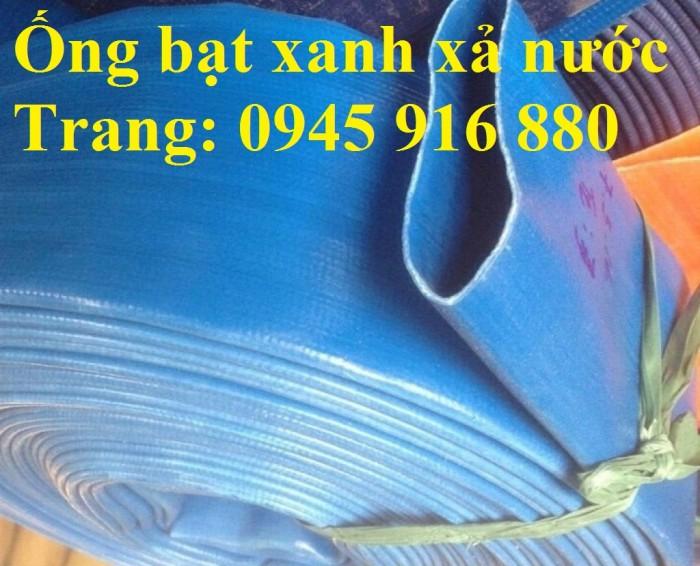 Ống Bạt PVC, Ống Bạt Cốt Dù, Ống Bơm Cát, Ống Bơm Nước, Hàng Mới 100%, Giá Tốt21