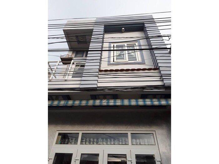 Cần bán nhà hẻm đường Nguyễn Trung Trực
