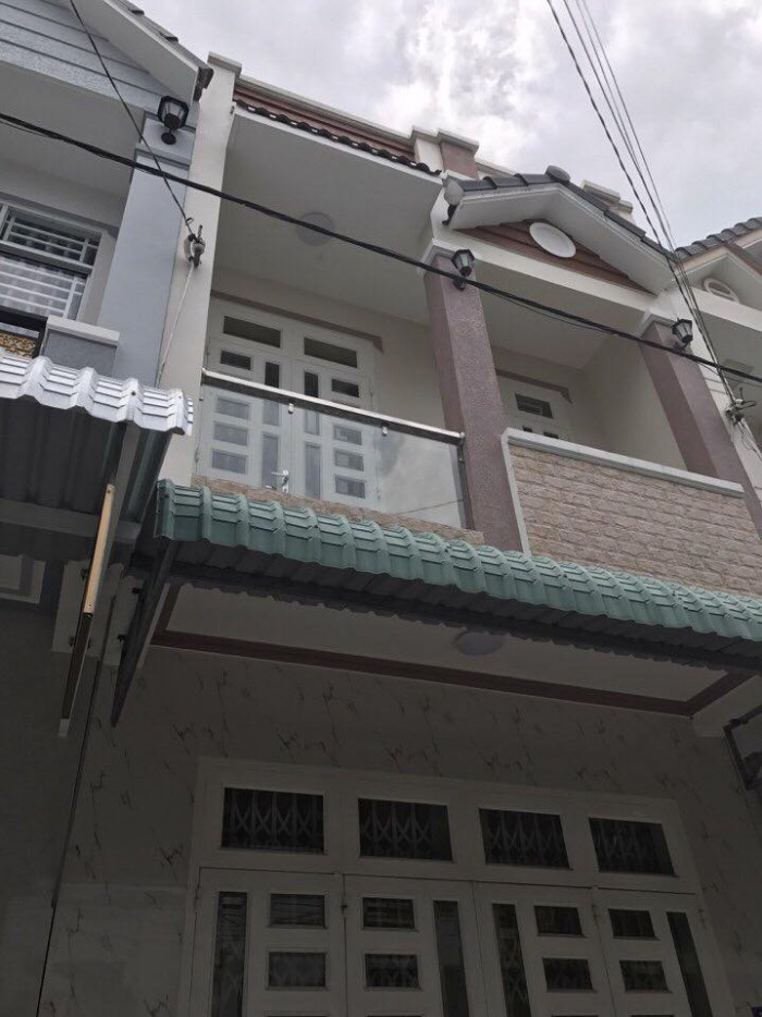 Cần Bán Gấp Nhà 1 Trệt 1 Lầu Kdc 91B 4,5x16M Giá 1,6 Tỷ.