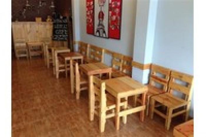Chuyên sản xuất bàn ghế gỗ cafe cóc giá rẻ nhất4