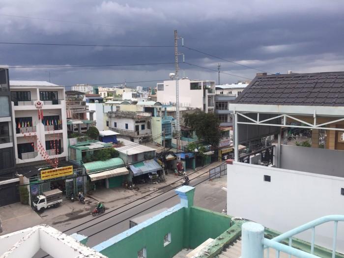 Nhà mặt tiền Quận 6, vị trí đắc địa đường Minh Phụng