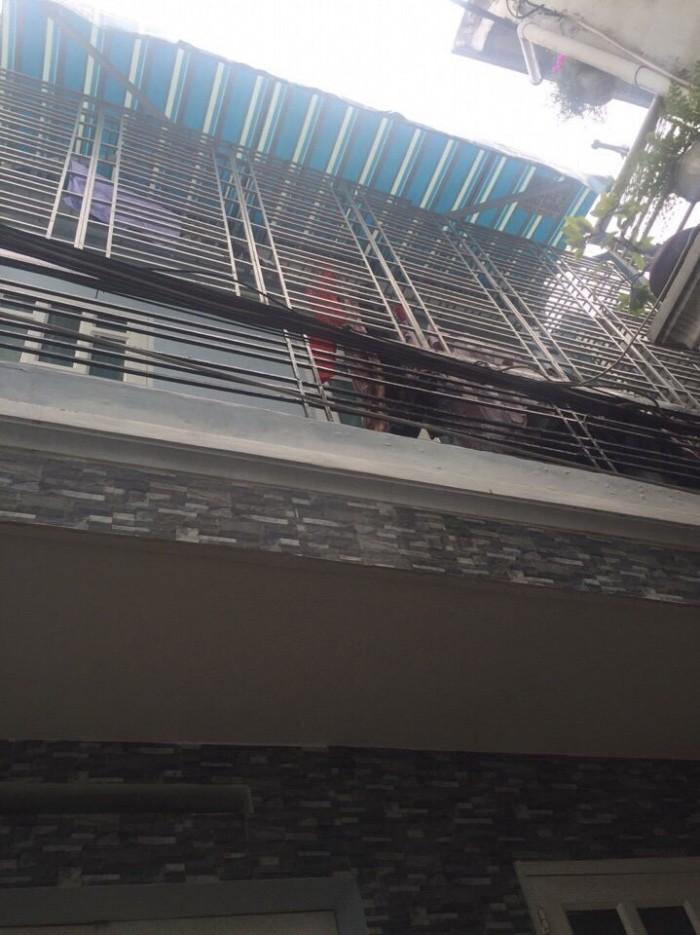 Bán Nhà Hẻm 341 Cây Trâm, phường 8, quận Gò Vấp, 4,03 x 8m, 1 Trệt + 1 Lầu, giá 1,8 tỷ