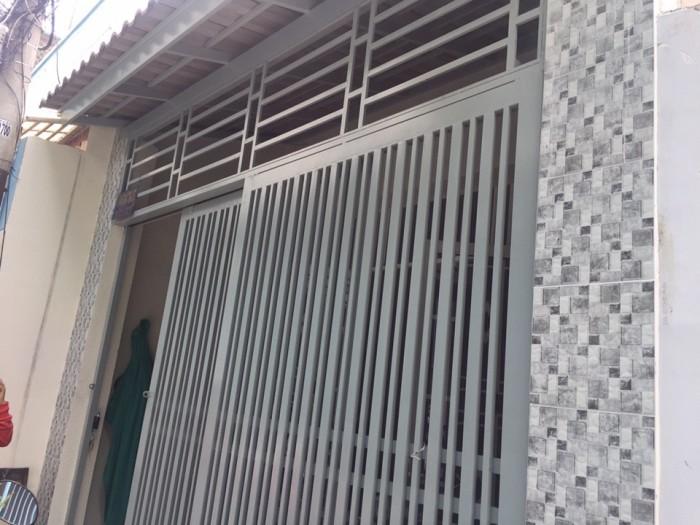 Bán Nhà Hẻm 1050 Quang Trung, Phường 8, quận Gò Vấp, 3,9 x 16m, Cấp 4, giá 2,39 tỷ