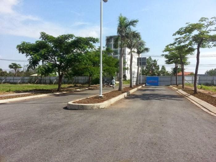 Dự án đất nền đối diện chợ Mới TP Bà Rịa, SHR