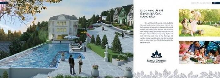Sunset Villas Royal Garden đầu tư lợi nhuận kép-Kí hợp đồng trực tiếp với CĐT
