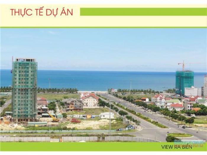 Bán nhanh lô đất xây khách sạn , đường Minh Mạng 45m , giá 4ty7