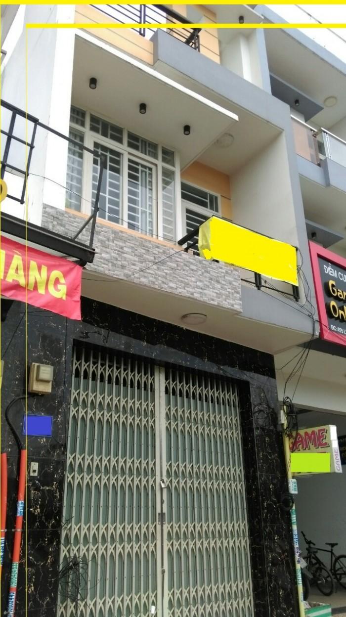 Bán nhà MT Lê Trọng Tấn, P. Sơn Kỳ, Tân Phú: 4x22m, giá 9,9 Tỷ.