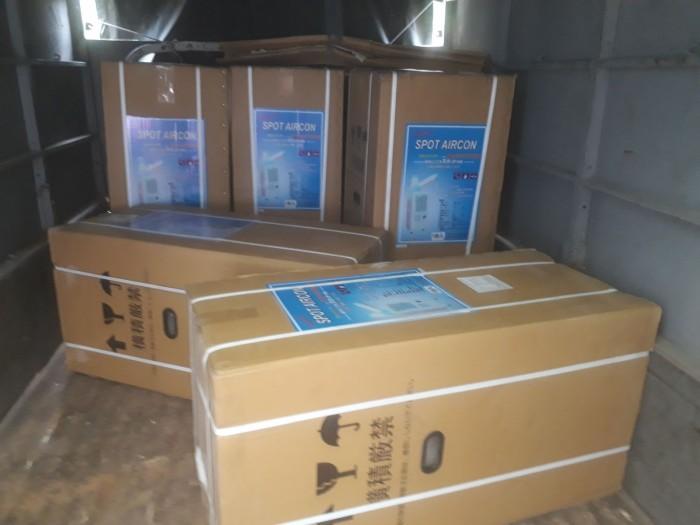 Máy Lạnh di động SAC 407 Nd0