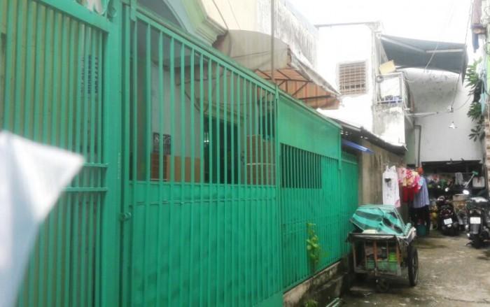 Bán Nhà Hẻm 843 Trần Xuân Soạn, P. Tân Hưng, Quận 7