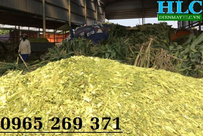 Máy băm cây đa năng, nghiền gỗ, cỏ voi giá rẻ, bền đẹp – OSHIMA MC653