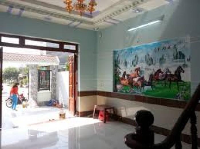 Xuất cảnh nước ngoài cần bán gấp nhà căn sau Mặt tiền đường Hậu Giang